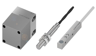 Balluff Extended High Temperature Inductive Sensors